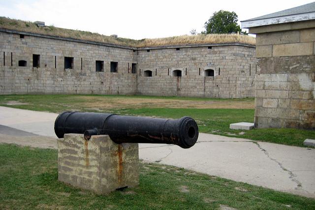 4. Fort Adams State Park, Newport