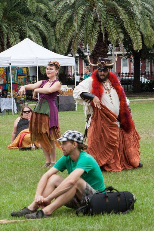 5. Pagan Pride Day / Washington Square Park