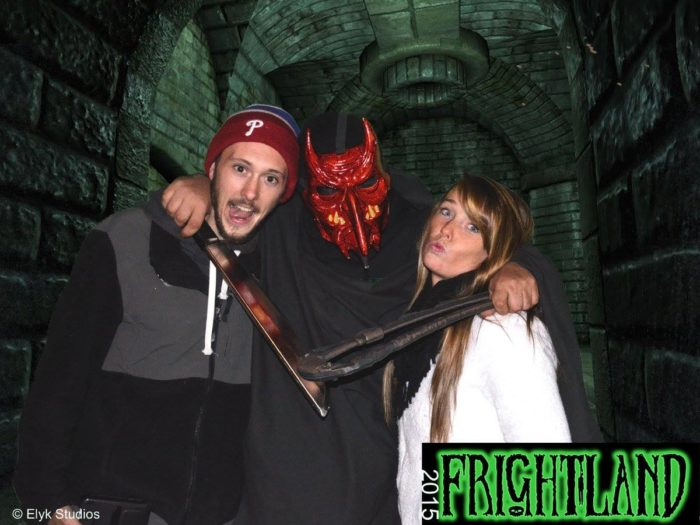 If you love to be scared, you'll love your time at Frightland.