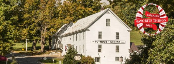 4.  Plymouth Artisan Cheese - 106 Messer Hill Rd, Plymouth