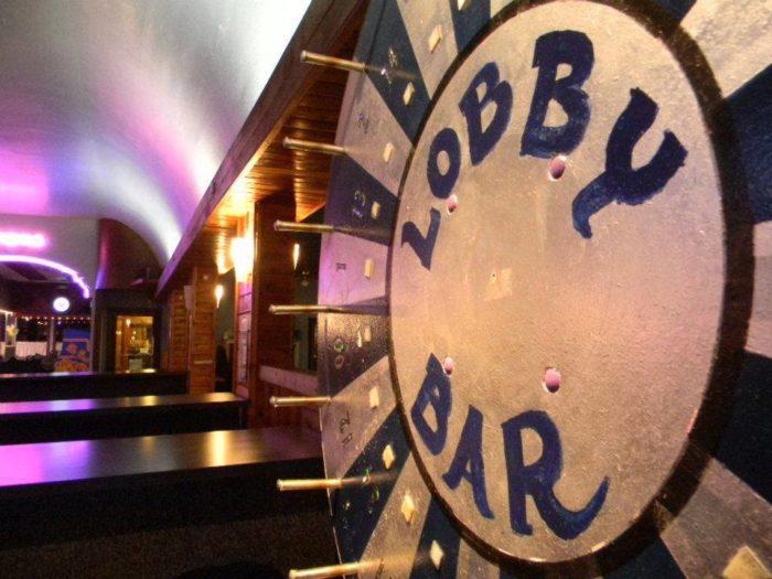 1.  Lobby Cafe, Great Falls