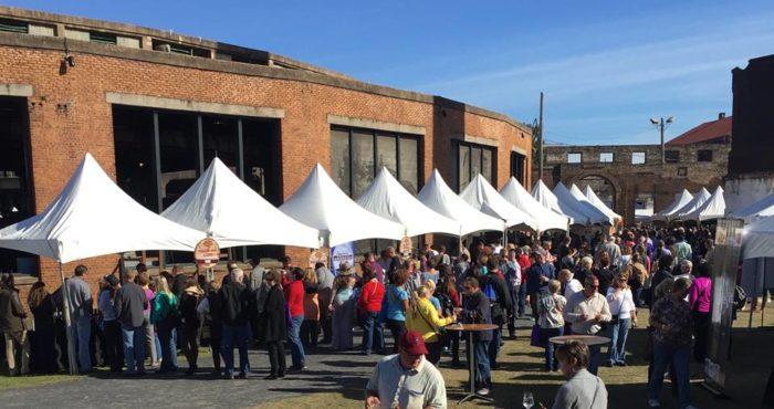 3. Savannah Food & Wine Festival—Nov 7-13, 2016
