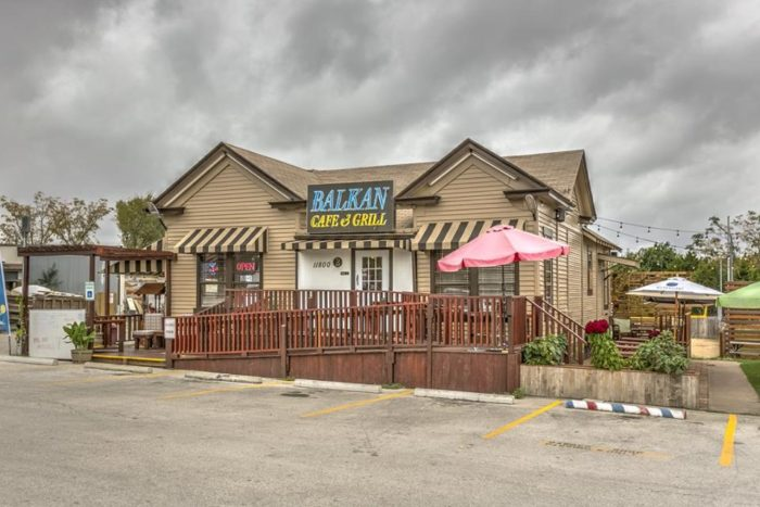 1. Balkan Cafe and Grill