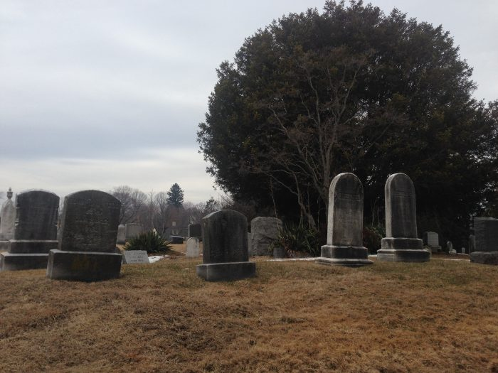 1. Union Cemetery (Easton)