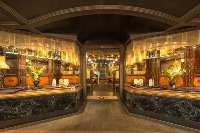5. Diamond Grill Restaurant, 924 3rd ST., Alexandria
