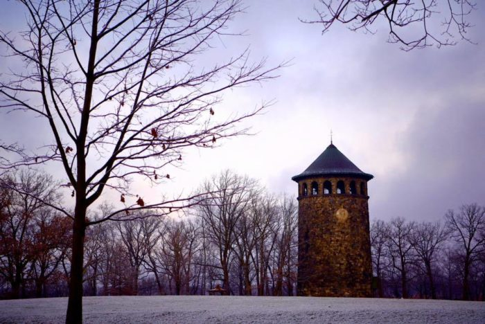 The Tower is a popular subject for photographers in Delaware, too.