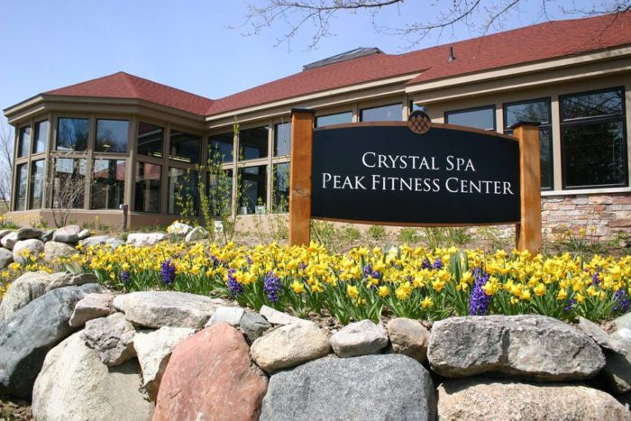 If you're looking for a less-thrilling way to enjoy your time at Crystal Mountain, indulge in a massage or take a leisurely bike ride through the surrounding forest.