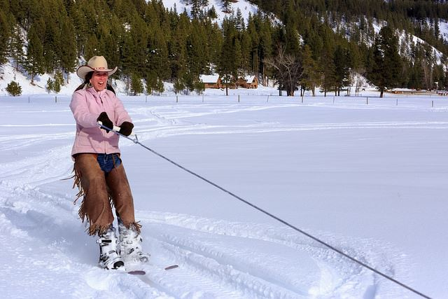 Triple Creek Ranch is ready to entertain you in any season.