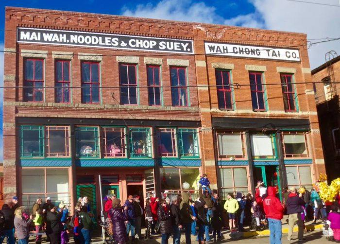 3. Mai Wah Society, Butte
