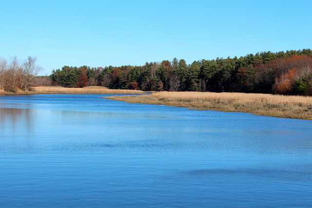 On your way out of town be sure to enjoy stunning views of the bays, marshes and rivers that shape New Hampshire's seacoast.