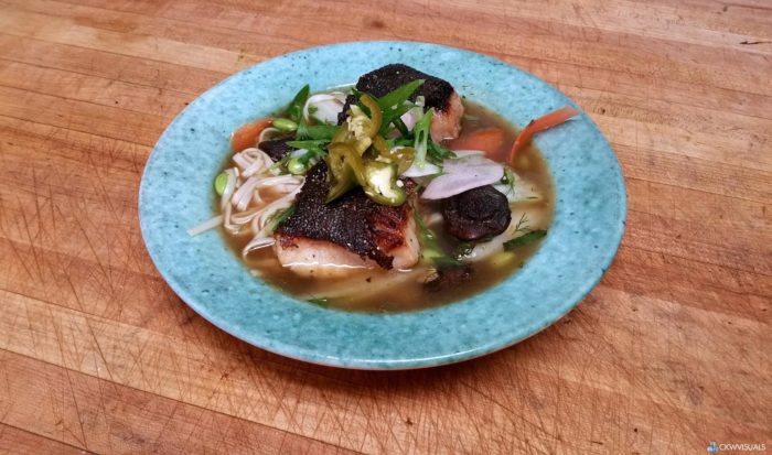 One taste of the savory, fresh wild Alaska black cod and you'll be hooked for life. This rich white fish has the most drool worthy succulent flavor that you never knew was possible to find in seafood. You will be blown away!
