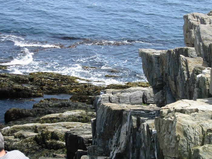 7. Giant's Stairs, Harpswell