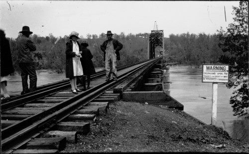 Once an important stop on the Missouri-Pacific Railroad's White River Line, Cotter never forgets how important trains were to the development of the town.
