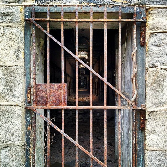 Today, visitors can embark on a tour of the most haunted prison in Pennsylvania but be forewarned. Many previous visitors have told of their own experiences with the paranormal during their time behind the prison's walls.
