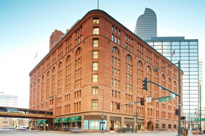 3. The Brown Palace Hotel and Spa