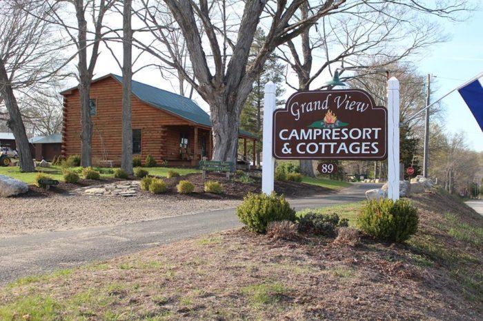 7. Grandview Camping Resort