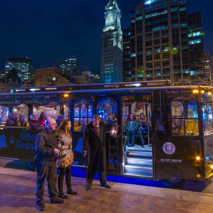 This trolley tour will drive you to an early grave...in the best way possible.