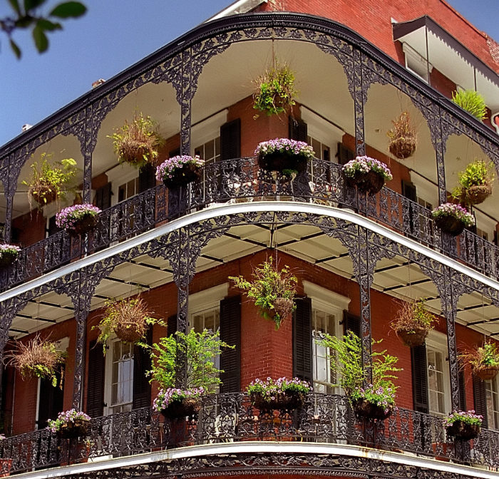 5. The French Quarter