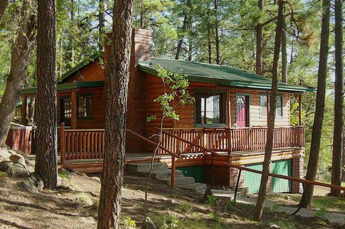 9. Pinetop Vista Cabins, Pinetop