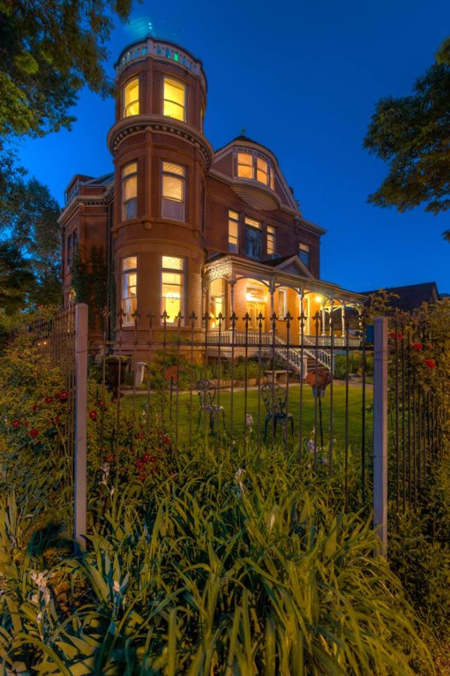 1. Lumber Baron Inn and Gardens