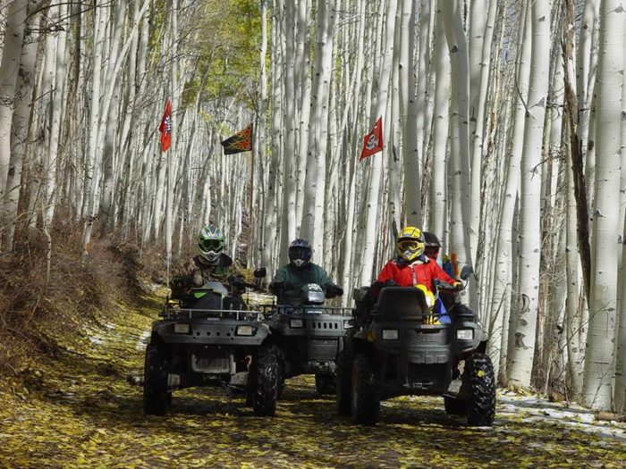 The Paiute ATV trail is a huge network of ATV trails that cover hundreds of miles. You can rent an ATV at the resort to explore this gorgeous place.