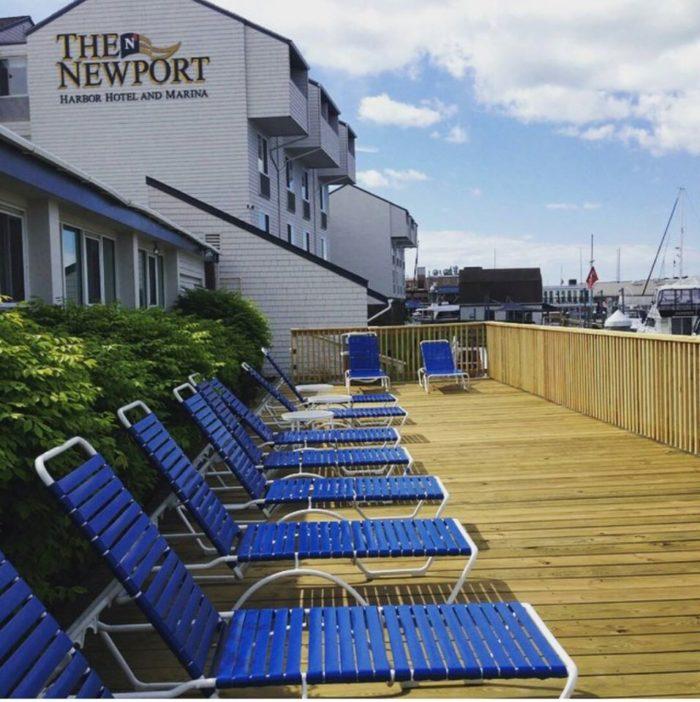 5. Newport Harbor Hotel and Marina, Newport