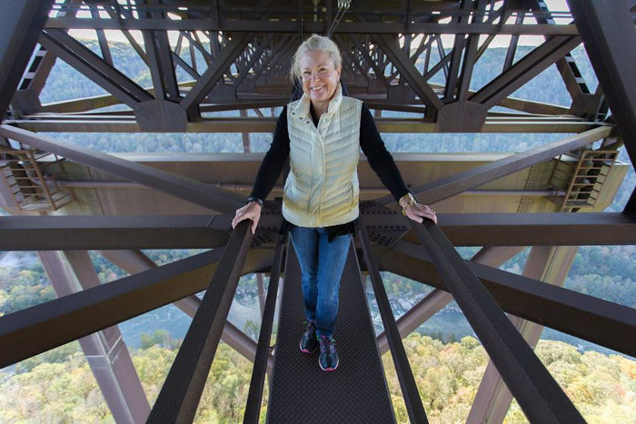 You can experience it in a whole new way by taking a tour with Bridge Walk.