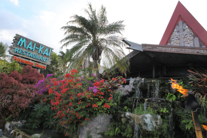 Not only has the Mai-Kai been called the best tiki restaurant in the world, it is listed on the National Register of Historic Places.