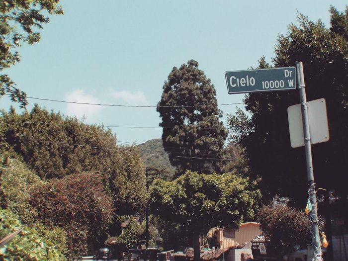Cielo Drive, in the foothills above Los Angeles, is the site where one of the most infamous mass murders in U.S. history occurred.