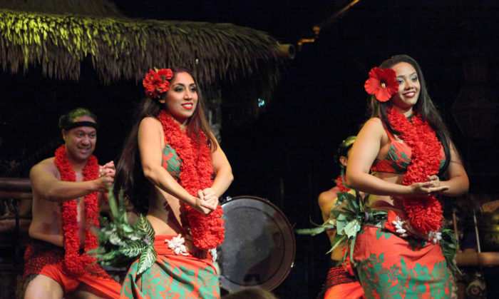 The restaurant's Polynesian show, The Mai-Kai Islanders Revue, started in 1962, is the longest running show of its kind in the country.