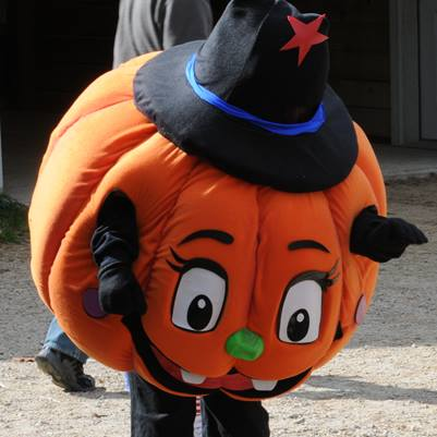 Children's trick-or-treat runs through October for little ones who want to visit the attractions at the farm without getting scared.