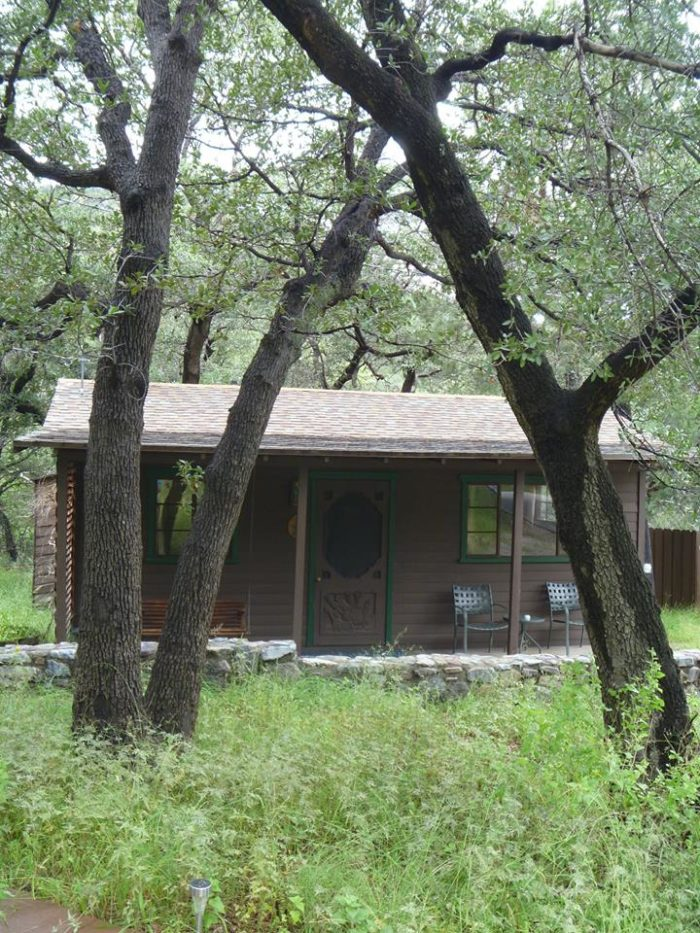 10. Santa Rita Lodge, Madera Canyon