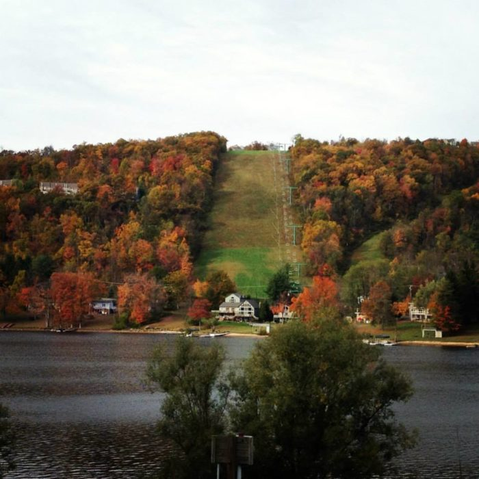 What are you waiting for? Visit this fall destination  while there's still time.