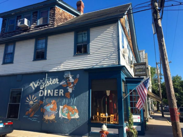 Located in the borough, this casual restaurant is the perfect stop for some New England comfort food. The quaint restaurant prides itself on local ingredients, an extensive menu, and a cozy dining room. Your trip wouldn't be complete without grabbing a meal at Noah's!