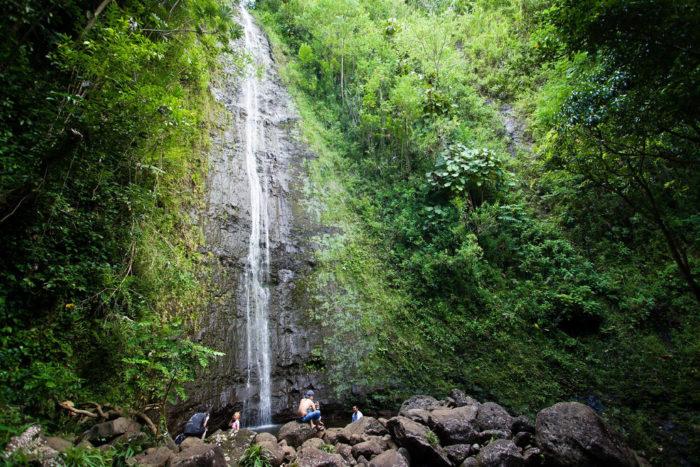 14. Manoa Falls, 1.5 miles