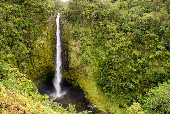 14. Nothing is more Hawaiian than breathtaking waterfalls.