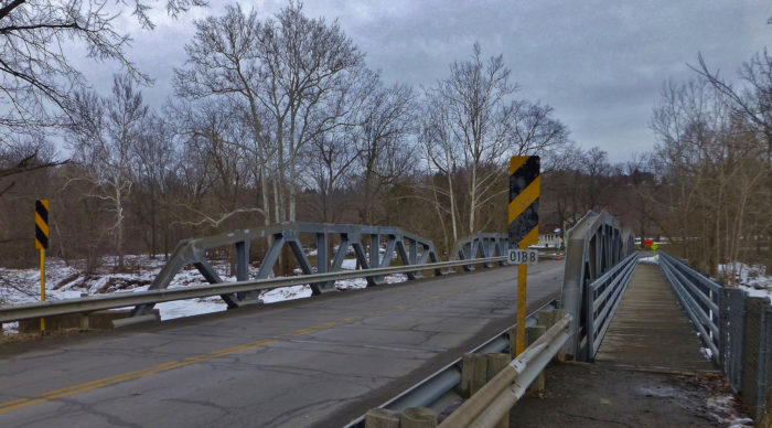 Ghostly encounters have even been reported at the nearby North Ridge Road bridge, which spans over the Vermilion River.