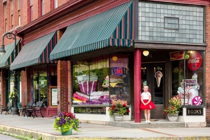 There's a little shop on Main Street that's absolutely worth a visit (or several visits)!