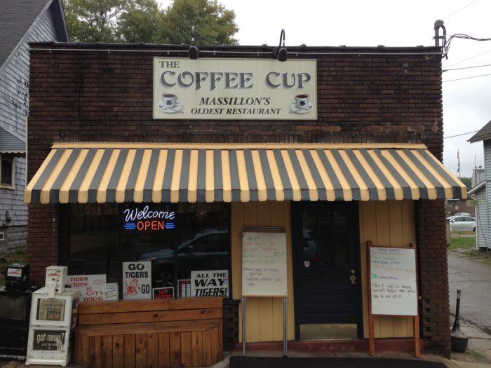 6. The Coffee Cup (Massillon)