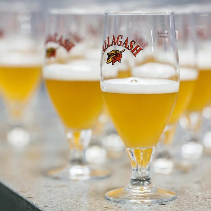 9. Take a tour and enjoy a tasting at one of Maine's best breweries.
