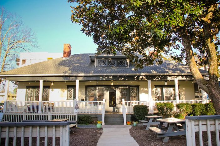 Famed chef Kevin Gillespie wanted to create a restaurant which paid homage to his younger years in the South.
