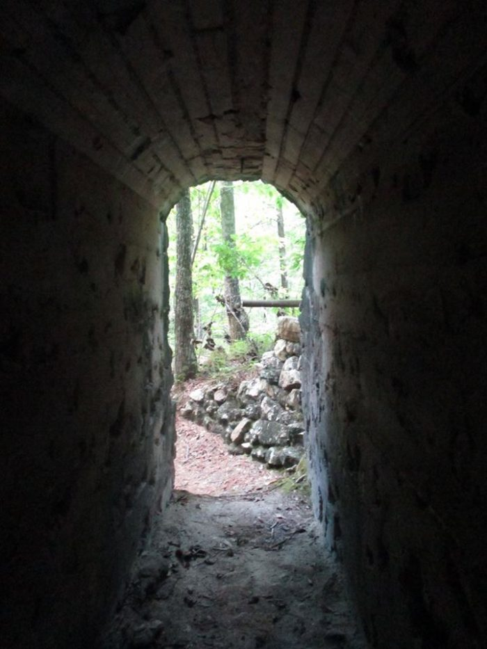 Since then, people have experienced numerous paranormal experiences throughout the years, especially when they visited the Gold mines.