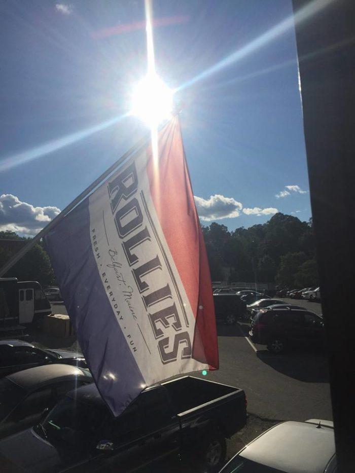 3. Rollie's Bar & Grill, Belfast