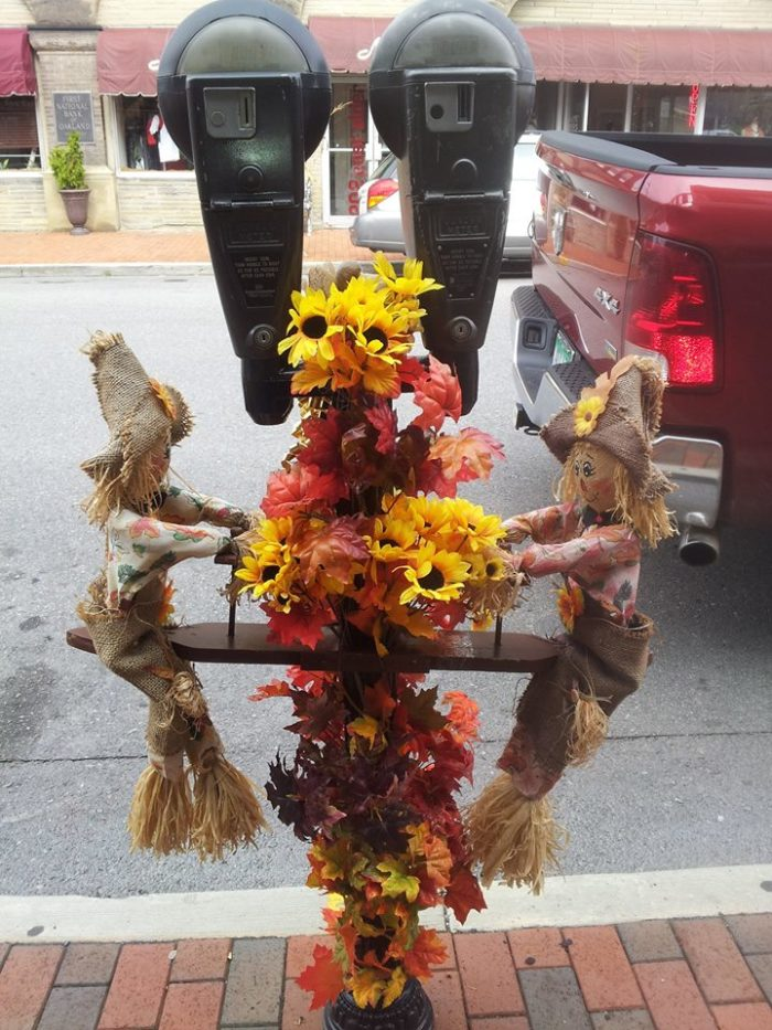 You'll also spot adorably quirky parking meters. Oakland has a parking meter decorating contest each year and it's fabulously fun.