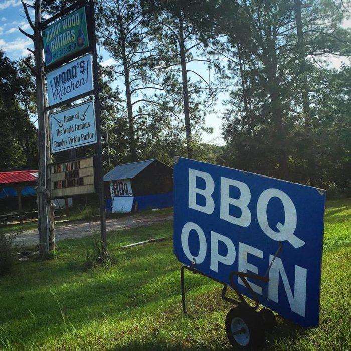 5. Wood's Kitchen— 1304 US-80, Bloomingdale, GA 31302