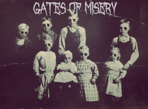 Gates of Misery Haunted House— 174 Chatillon Rd, Rome, GA 30161