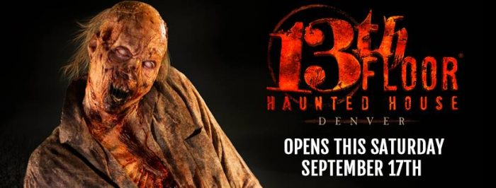 Saturday, October 8th: Haunted House