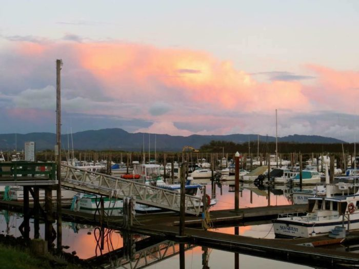 Today, the Port of Ilwaco is a beautiful place to visit.