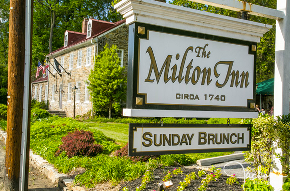 This stone building is a remarkable 274 years old, officially opening as a restaurant in 1947.