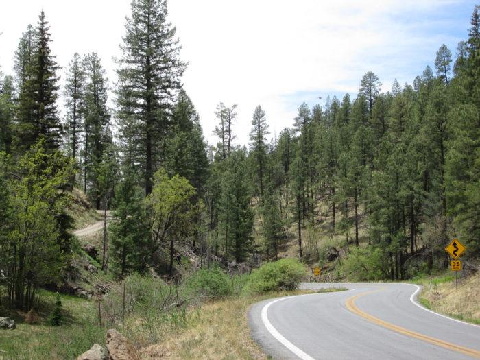 1. Alpine to Blue Vista Outlook, US-191
